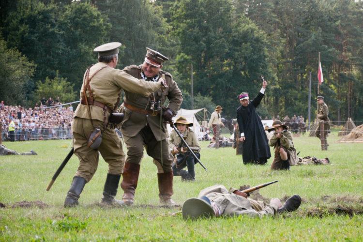 Fotorelacja z 99. rocznicy Bitwy Warszawskiej 1920