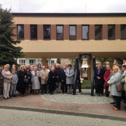 Henryk Konstanty - jubileuszowy dzwon na 100. rocznicę praw miejskich Wołomina