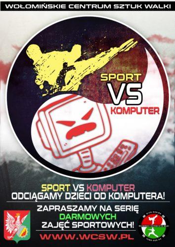 Sport VS Komputer