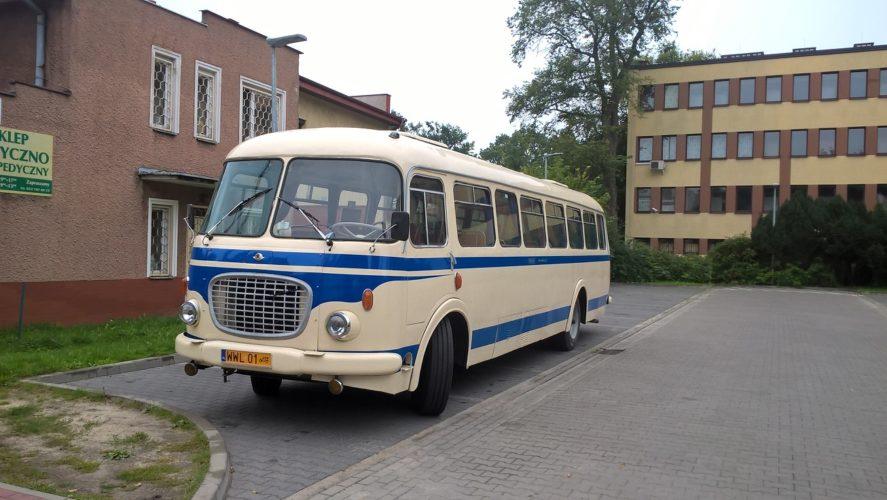 Autobusem na XV Wołomiński Zlot Pojazdów Zabytkowych