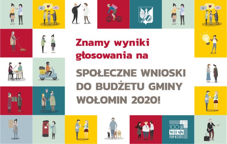 Znamy zwycięskie społeczne wnioski na rok 2020