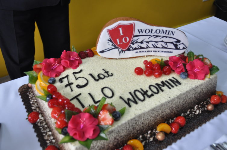 75-lecie I LO w Wołominie