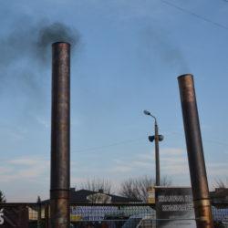 Pokaz efektywnego palenia w piecu węglowym