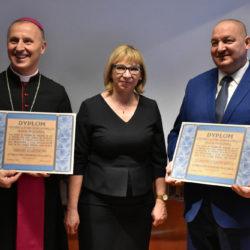 Honorowe Obywatelstwa Wołomina przyznane