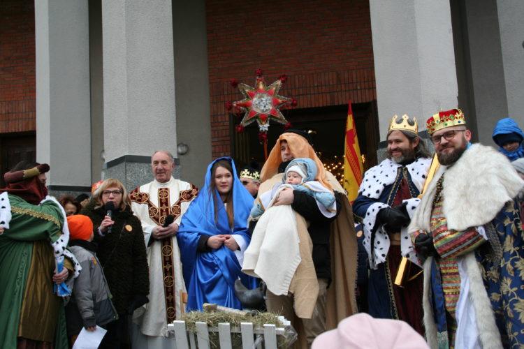 Piąty Orszak Trzech Króli w Wołominie