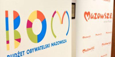 Budżet Obywatelski Mazowsza – spotkanie informacyjne