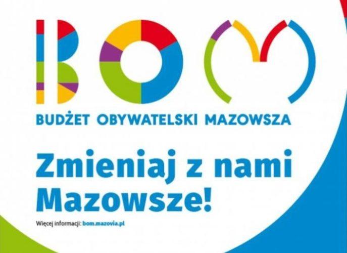 Budżet Obywatelski Mazowsza - spotkanie informacyjne