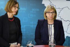Elżbieta Radwan oraz Małgorzata Izdebska o zmianach w gospodarce odpadami