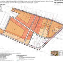 Miejscowy plan zagospodarowania przestrzennego obszaru położonego w Wołominie pomiędzy ulicami Zieloną, Legionów i Sokolą oraz granicami obowiązujących planów miejscowych część A - wszedł w życie!