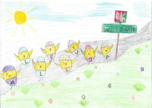Wyniki konkursu na najładniejszą kartkę na Wielkanoc 2020