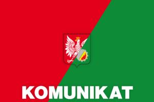 Informacja dotycząca tunelu przy stacji PKP Wołomin Słoneczna