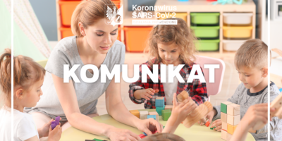 Otwarcie gminnych przedszkoli od 26 maja