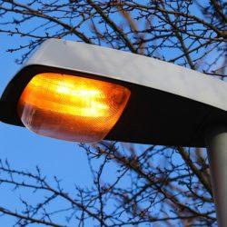 Zakończenie testowania systemu oświetlenia ulicznego
