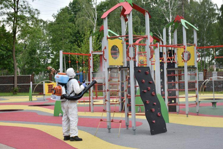 Otwarcie gminnych placów zabaw od 6 czerwca