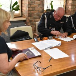 OSP Zagościniec otrzyma 15 tys. zł na remont sali szkoleniowej