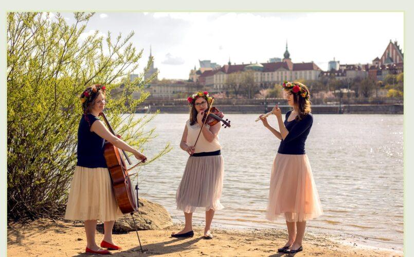 Koncert Mamofonia Trio