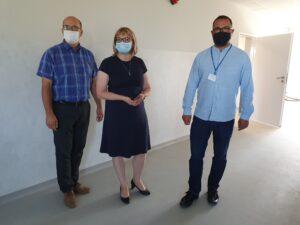 Zakończono rozbudowę Szkoły Podstawowej w Zagościńcu