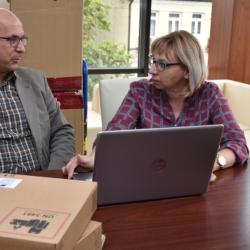 Do gminnych szkół trafią dodatkowe laptopy