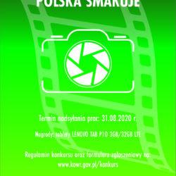 "Konkurs fotograficzny ""Polska smakuje"""