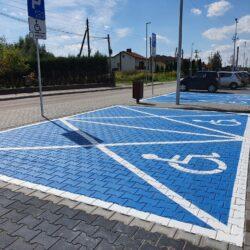 Nowy parking P+R przy ul. Przytorowej w Duczkach czeka na kierowców i rowerzystów