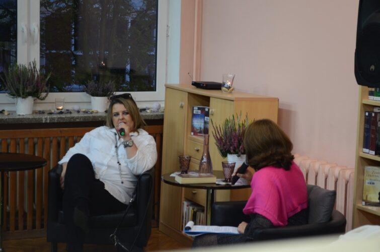 Relacja ze spotkania z Joanną Jax