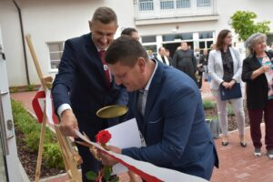 Nowe skrzydło SP w Zagościńcu oddane do użytku!