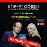plakat spotkanie z Robertem Górskim