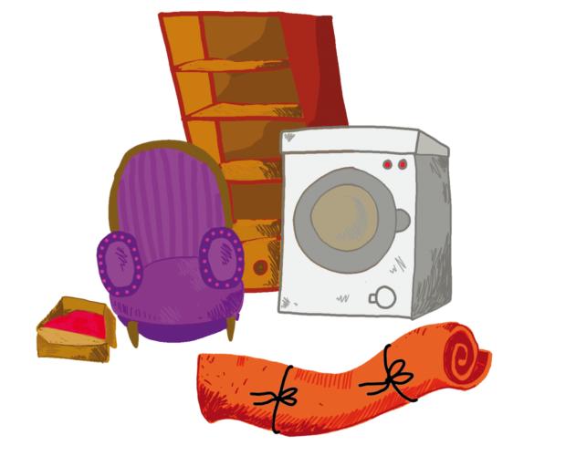 Odbiór odpadów wielkogabarytowych i zużytego sprzętu elektrycznego i elektronicznego