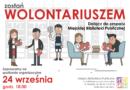 """Spotkanie organizacyjne """"Zostań Wolontariuszem"""""""
