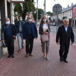 Punkt doładowań kart WKM w Wołominie – rozmowy z WTP