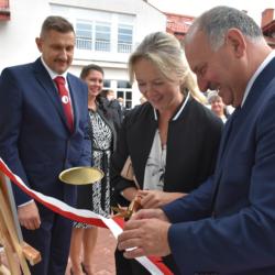 Nowe skrzydło SP im. Ignacego Jana Paderewskiego w Zagościńcu oddane do użytku