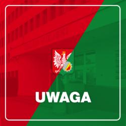 Funkcjonowanie Urzędu Miejskiego w Wołominie od wtorku, 3 listopada 2020