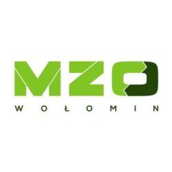 logotyp MZO