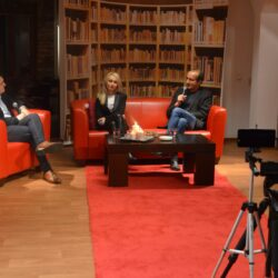 Spotkanie autorskie z Robertem Górskim i Moniką Sobień-Górską