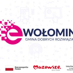 nazwa projektu e-Wołomin Gmina Dobrych Rozwiązań