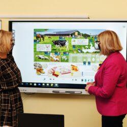 tablica interaktywna w klasie