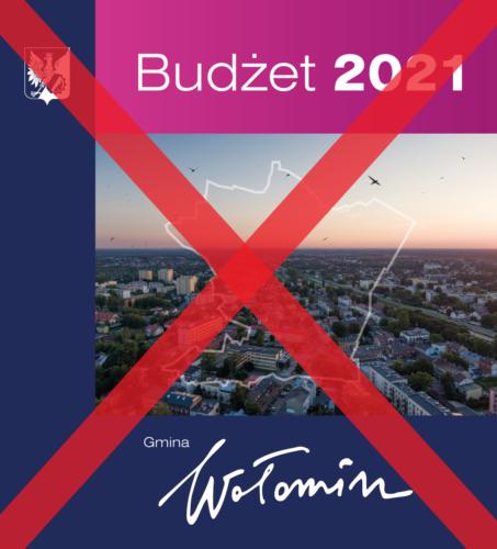 Budżet gminy Wołomin na 2021 r. - uchwała nie została podjęta