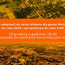 grafika przedstawiająca widok gminy z lotu ptaka