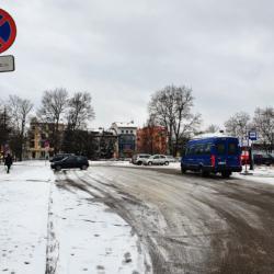 parking pętla autobusowa