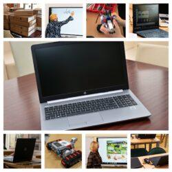 laptopy w wołomińskich szkołach