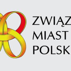 Logo Związek Miast Polskich