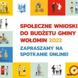 Społeczne Wnioski - spotkanie online 25 lutego