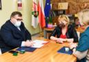 Dowóz osób niepełnosprawnych do ŚDS w Zielonce