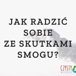 Jak radzić sobie za skutkami smogu?