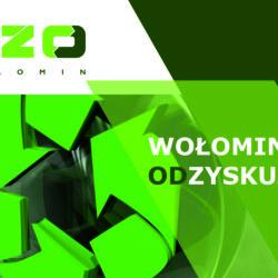 MZO logo Wołomin Od zyskuje