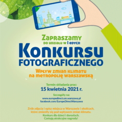 plakat konkurs fotograficzny Europe Direct