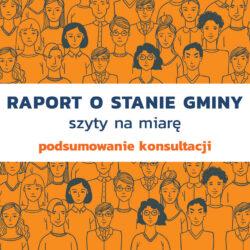 Raport z konsultacji społecznych