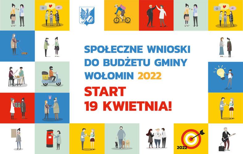 Startują Społeczne Wnioski 2022