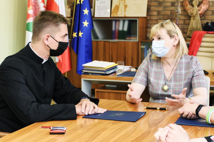 Wsparcie działań NZOZ Caritas Diecezji Warszawsko-Praskiej