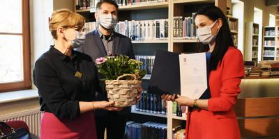 Dzień Bibliotekarza i Bibliotek 2021